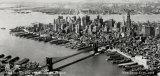 Manhattan and Brooklyn Bridge Posters