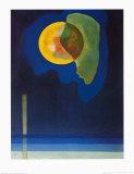 Cercle Jaune Prints by Wassily Kandinsky
