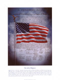 The Declaration of Independence Prints