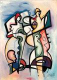 Coolest Jazz Konst av Gockel, Alfred
