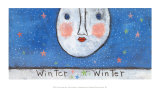 Winter Prints by Barbara Olsen