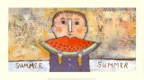 Summer Prints by Barbara Olsen