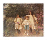 Perkins Children Prints by  Harcourt