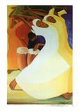 Bouger avec le rythme Affiche par Bernard Stanley Hoyes