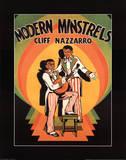 Modern Minstrels Poster