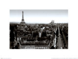 From the Arc de Triomphe, 1931 Prints