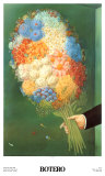 Flowers Prints by Fernando Botero
