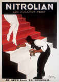 Nitrolian Prints by Leonetto Cappiello