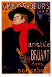 Ambassadeurs Prints by Henri de Toulouse-Lautrec