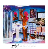 La toilette Posters par Gigi Boldon