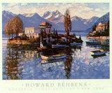 Montreux Affiches par Howard Behrens