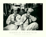 Floppy Sailors Posters by Harold Feinstein