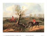 View Hallod Poster von Henry Thomas Alken