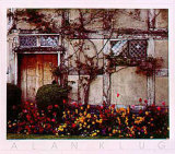 Shakespeare&#39;s House Print by Alan Klug