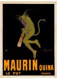 Maurin Quina, c.1906 Prints by Leonetto Cappiello