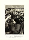 Cyclone, Coney Island Art par Harold Feinstein