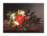 Camellia's Hypericum Posters by Johan Laurentz Jensen