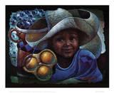 Sombrero Print by Lyonel Laurenceau