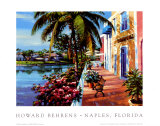 Naples, Florida Art by Howard Behrens