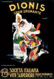 Dionis Poster by Plinio Codognato
