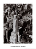 Chrysler Building New York 1935 Prints by William Van Alen