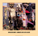 Return of the Prodigal Son Poster by Romare Bearden