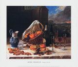 Nature morte de déjeuner Poster par John F. Francis