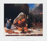Luncheon Still Life Prints by John F. Francis