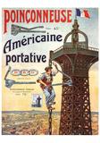 Americaine Portative Print