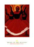 Reach to the Heavens Posters av Bernard Stanley Hoyes