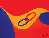 Amitié Affiches par Alexander Calder