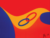 Friendship Prints by Alexander Calder