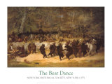 Bear Dance Posters by William Holbrook Beard