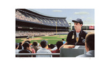 Yankee Stadium Prints by  Ferguson