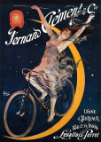 Clement Cycles, c.1897 Posters by  PAL (Jean de Paleologue)