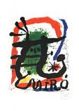 XXE Plakater av Joan Miró