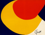 Convection (LE) Affiches par Alexander Calder