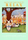 Relajación Pósters por Nancy Carlson