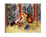 Still Life, Histoire Juives Posters av Henri Matisse