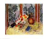 Still Life, Histoire Juives Prints by Henri Matisse