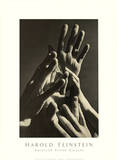 Aspiring Hands Prints by Harold Feinstein