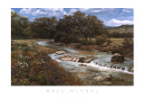 Comal Creek Prints by Glowka Greg
