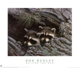 Wo ist Mama Kunstdrucke von Bob Henley