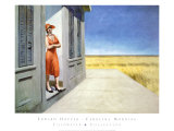 Carolina Morning Prints by Edward Hopper