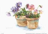Deux pots Affiche par Jodi Jensen