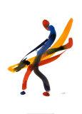 Tänzerin I Kunst von Wilhelm Gorre