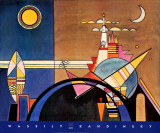 Das Grosse Tor Zu Kiew Posters by Wassily Kandinsky