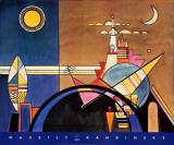 Das Grosse Tor Zu Kiew Posters by Wassily Kandinsky