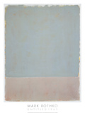 Untitled, 1969 Psters por Mark Rothko