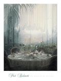 Déjeuner à Reims Posters par Piet Bekaert